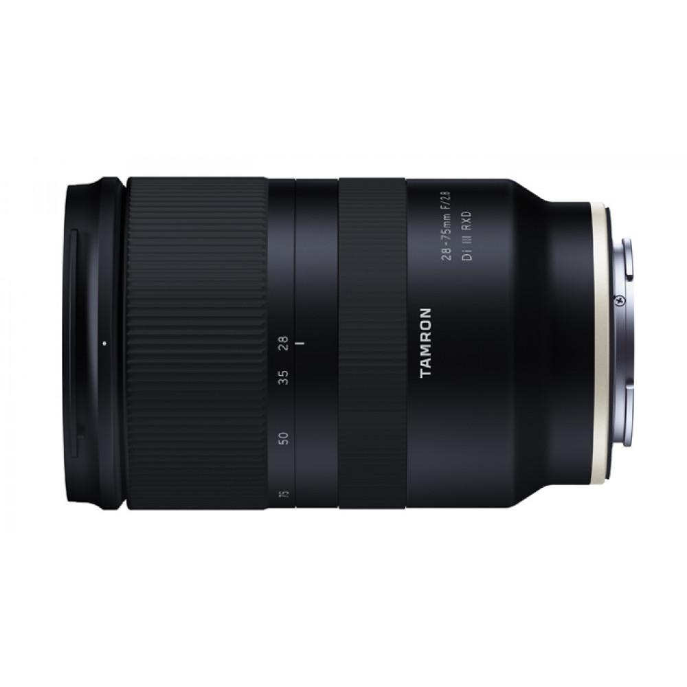 Объектив Tamron AF 28-75mm 2,8 Di III RXD для Sony Fullframe